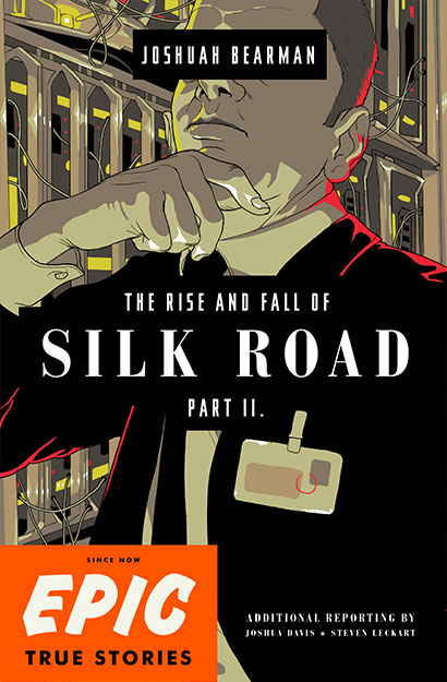 Silk Road Part II